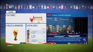 FIFA 18 final del mundial