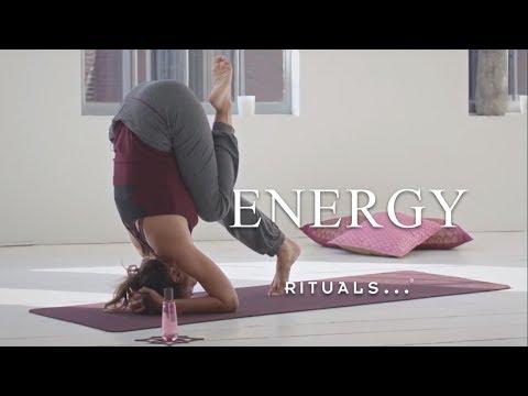 Energizing – Ayurveda Yoga – Yoga with Rituals