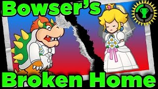 Repeat youtube video Game Theory: Bowser's BROKEN HOME in Super Mario