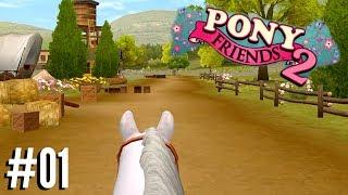 Samen een paard kopen en op avontuur! | Pony Friends 2 #01