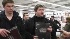Zum Start von World of Warcraft: Riesen-Andrang im Media-Markt in Kassel