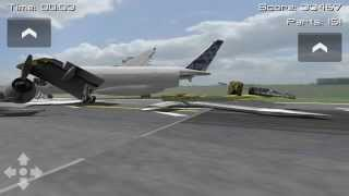 Disassembly 3D: First ever A380 crash!
