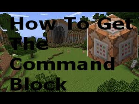Minecraft 1 11 How To Get The Command Block Youtube