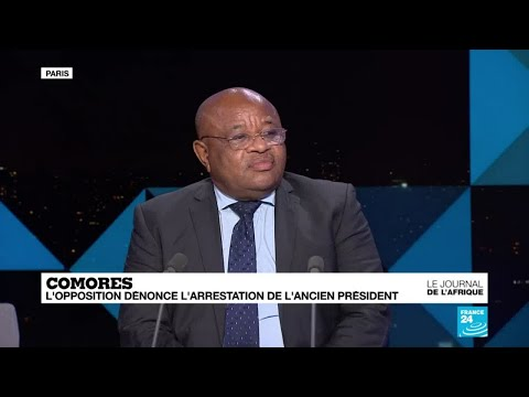 Comores : l''opposition dénonce l'arrestation de l''ancien président Ahmed Abdallah Sambi streaming vf