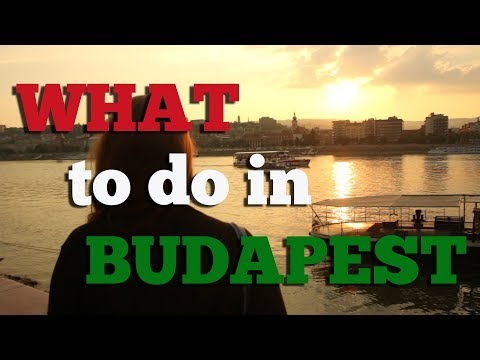 Budapest, Hungary - All Over the Map Travel