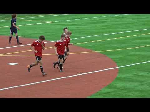 FCX 17U Boys Black Goals 12-14-18