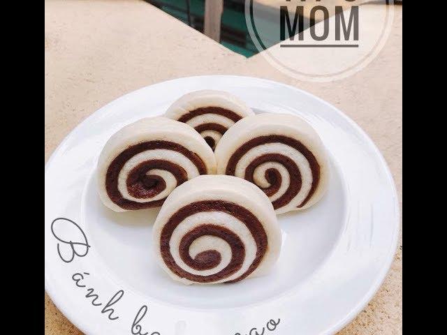 Cách Làm Bánh Bao Cacao Cho Bé Ăn Dặm