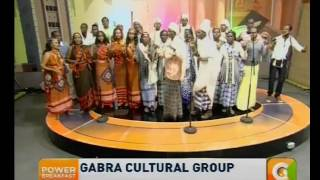 vuclip Power Breakfast Live Band: Gabra Cultural Group [part 1]