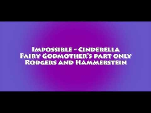 Impossible Karaoke - Cinderella - Dialogue cut