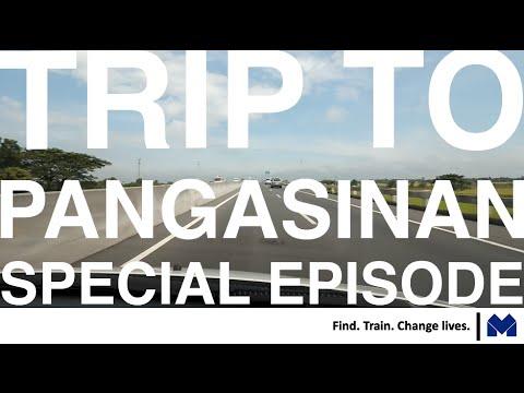 Biyahe namin papuntang Pangasinan Branch Office
