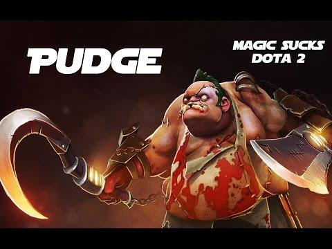 видео: Как играть за pudge? Гайд на Пуджа Дота 2 (pudge dota 2 guide)