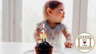 Слайдшоу ко Дню Рождения малыша | Фильм на 1 год любимому сыну