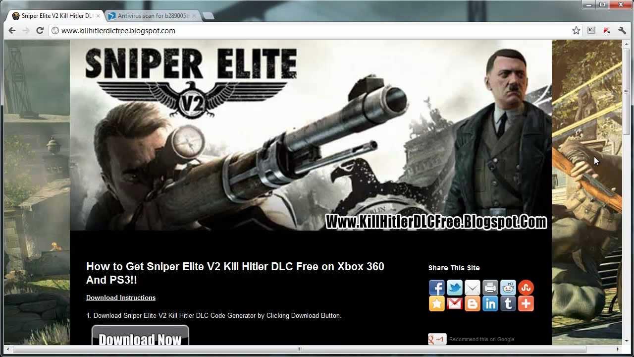 Citaten Hitler Xl : Citaten hitler xbox dlc mission sniper elite