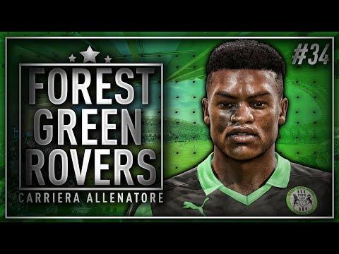 FIFA 18 - CARRIERA ALLENATORE FOREST GREEN ROVERS #34 - PROBLEMI TECNICI