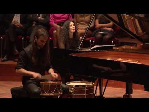 Bolero de Ravel - Katia & Marielle Labèque (with Basque percussions) (2)