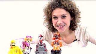 Щенячий Патруль: Игрушки (для детей) спасают Маршала! Видео для детей