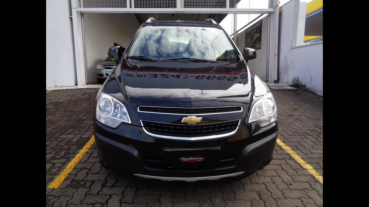 Chevrolet Captiva Sport 24 16v Automtica 2012 YouTube