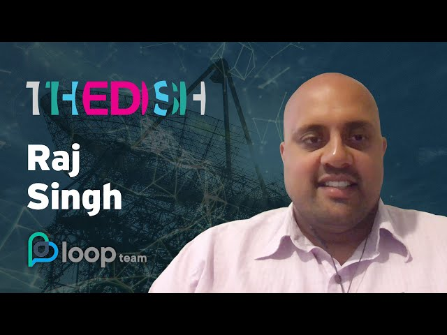 Raj Singh talks about Loop Team