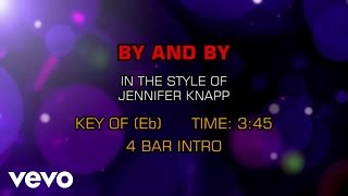 Watch Jennifer Knapp By And By video