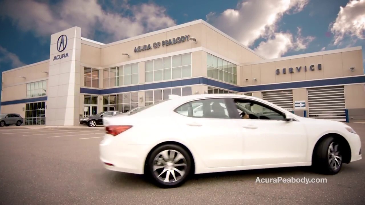 Lease The RDX W AWD For Mo At Acura Of Peabody YouTube - Acura of jackson used cars