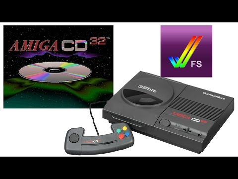 How To Emulate Amiga CD32 On The PC or MAC ( FS-UAE Tutorial )
