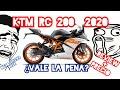 Ktm Rc 200 2020 // Review Ecuador // Diego Xavier Biker //#tendencia #ktm