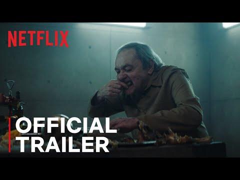 The Platform   Main Trailer   Netflix