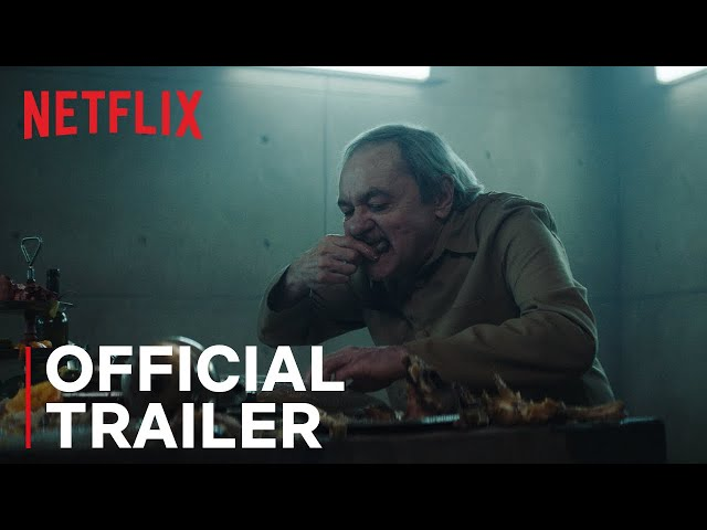 The Platform | Main Trailer | Netflix