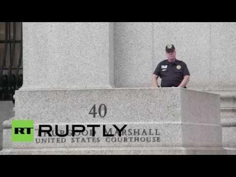 USA: Spying trial for Russian national Evgeny Buryakov begins