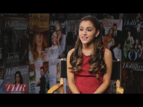 Ariana Grande on 'Sam & Cat' and New Album