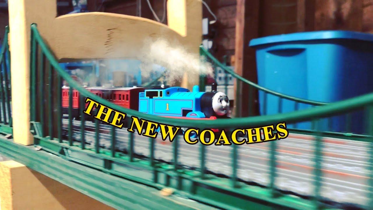 Thomas TPTS S4 Ep13 THE NEW COACHES