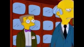 They Spell And Pronounce Their Names Differently (The Simpsons)