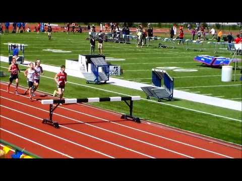 2014 National Christian College Championship steeplechase