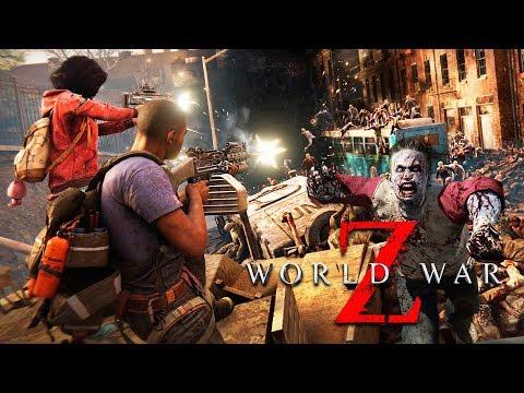 ZOMBIE APOCALYPSE!! (World War Z Game)