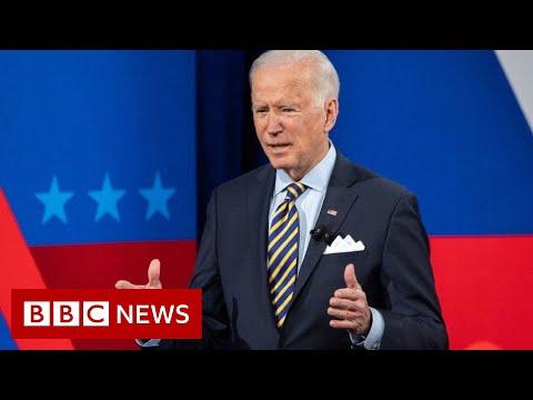 President Biden says US will defend Taiwan if China attacks - BBC News