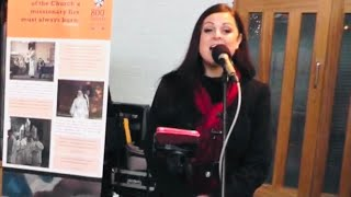 Down In The River To Pray (Katie Hughes Wedding Singer) YouTube Thumbnail