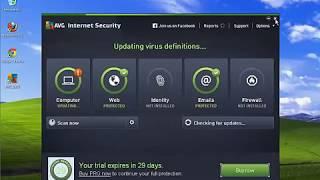 видео Как удалить AVG (антивирус) целиком и полностью: три простых метода