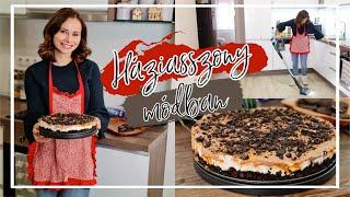 Háziasszony módban - Sütés, takarítás | Viszkok Fruzsi