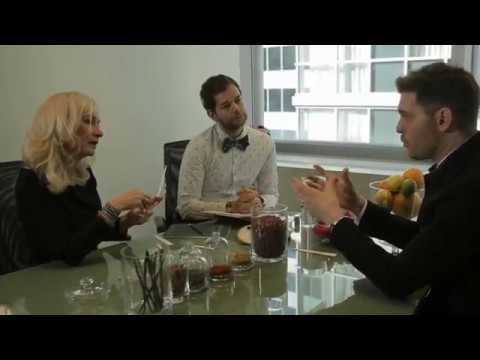 Michael Bublé - Debut Fragrance (Scent Testing) [Behind the Scenes Part One]