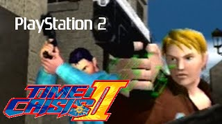 Time Crisis II co-op playthrough (PS2)