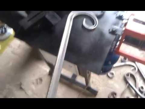 Кондуктор для ковки своими руками фото 795
