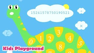 Dinosaur Calculator Kids Game Play - Make calculation interesting Zehua Sun