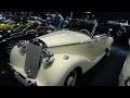 1951 Mercedes-Benz 170 S Cabrio - Exterior and Interior - Classic Expo Salzburg 2016