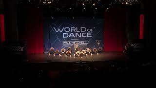 Xiphos Corps   World of Dance Chicago 2018   #WODCHI18