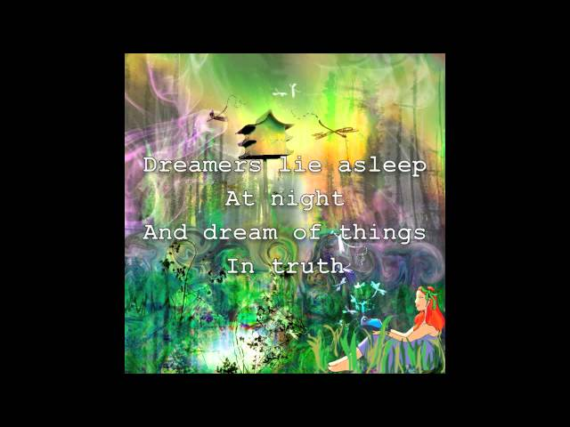 Masquerade - Merry Ellen Kirk - Lyric Video