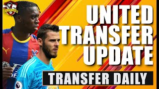 Aaron Wan-Bissaka will sign for Man United in 48 hours! De Gea new contract update! Transfer Daily