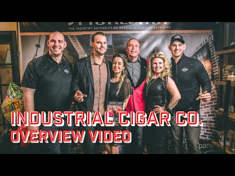 Industrial Cigar Co. | Welcome To The Family