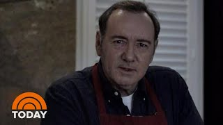 Bizarre Kevin Spacey Video Sparks Outrage | TODAY
