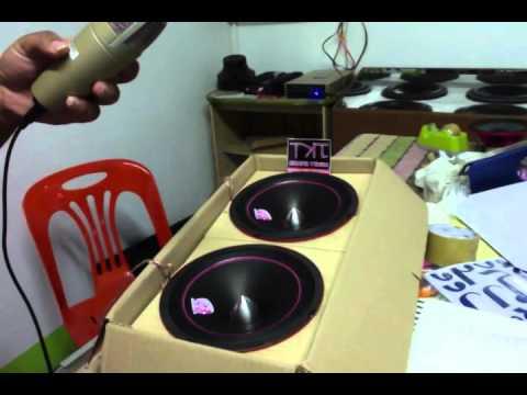 Ep.038 ร้าน JKT รีวิวลำโพงโมเฟสปลั๊ก 8นิ้วตัวท็อป