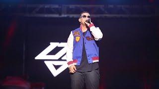 Daddy Yankee inicia gira de conciertos para ayudar a Puerto Rico y México
